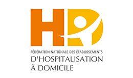 hospitalisation à domicile logo