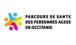 Parcours de santé des personnes agées en occitanie logo